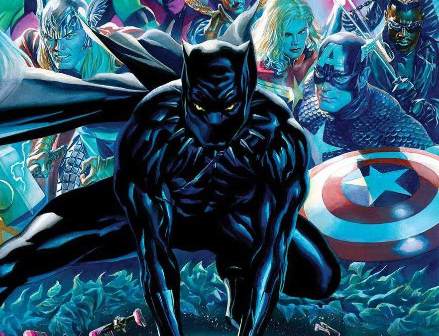 Black Panther #1- November 10th, 2021