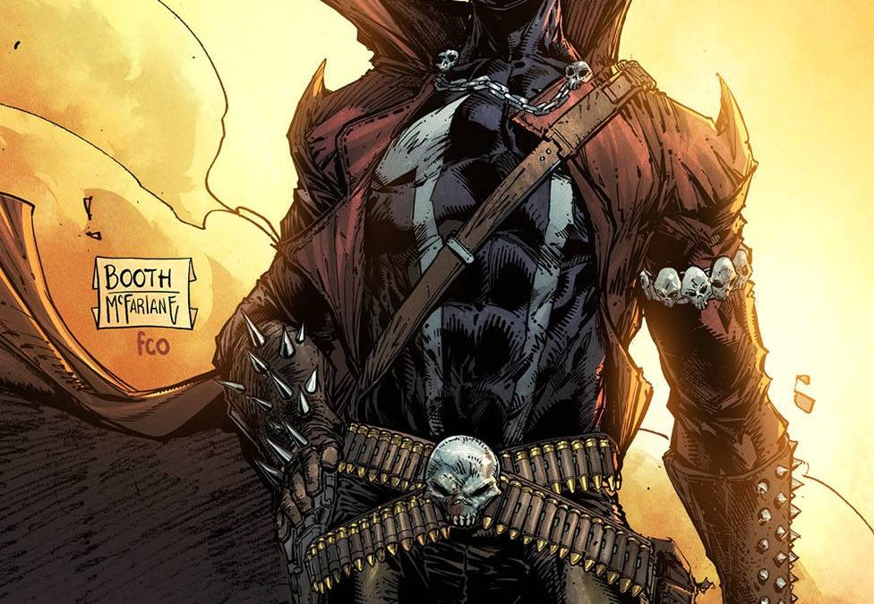 Gunslinger Spawn #1 – Oct. 20th, 2021