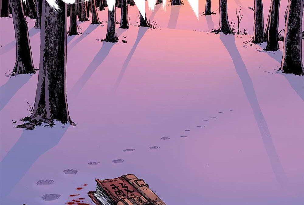 TMNT The Last Ronin #4 – On sale now!