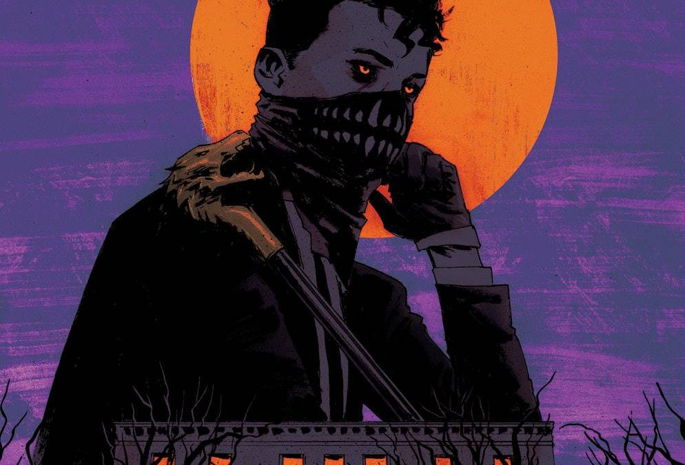 HOUSE OF SLAUGHTER #1, On sale Oct. 27th